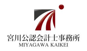 宮川税理士事務所ロゴ